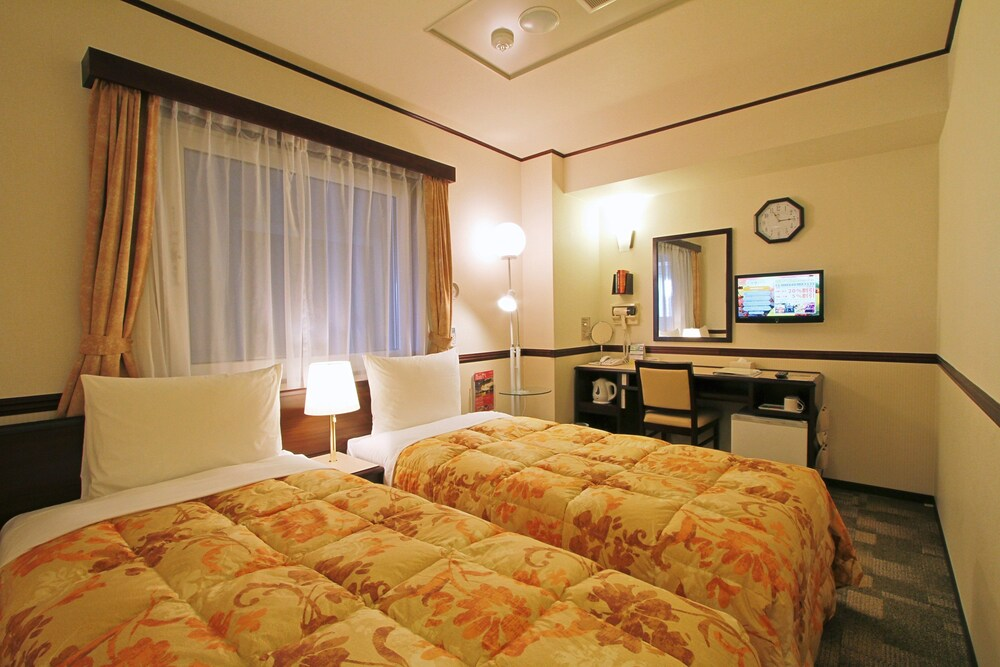 Gallery image of Toyoko Inn Mito eki Minami guchi