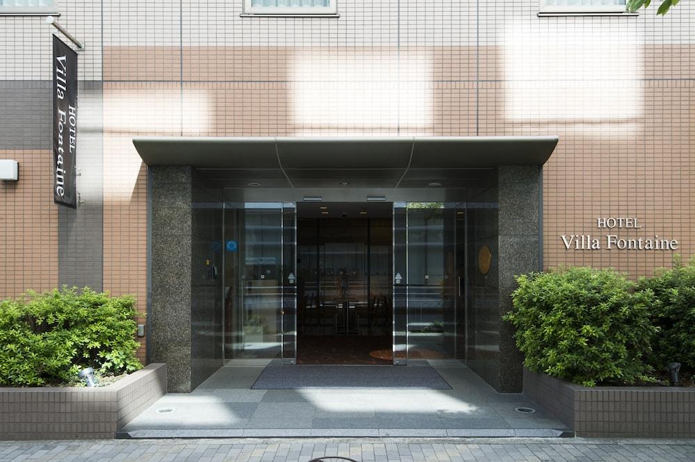 Hotel Villa Fontaine Tokyo Nihombashi Hakozaki