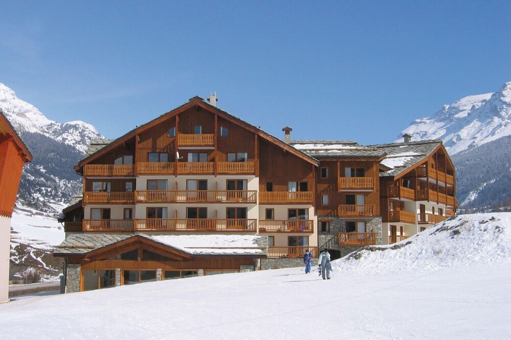Gallery image of Résidence Lagrange Vacances Les Valmonts Val Cenis