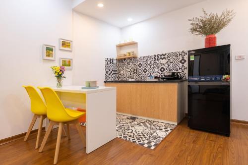 Duplex Apartment Hanoi Center