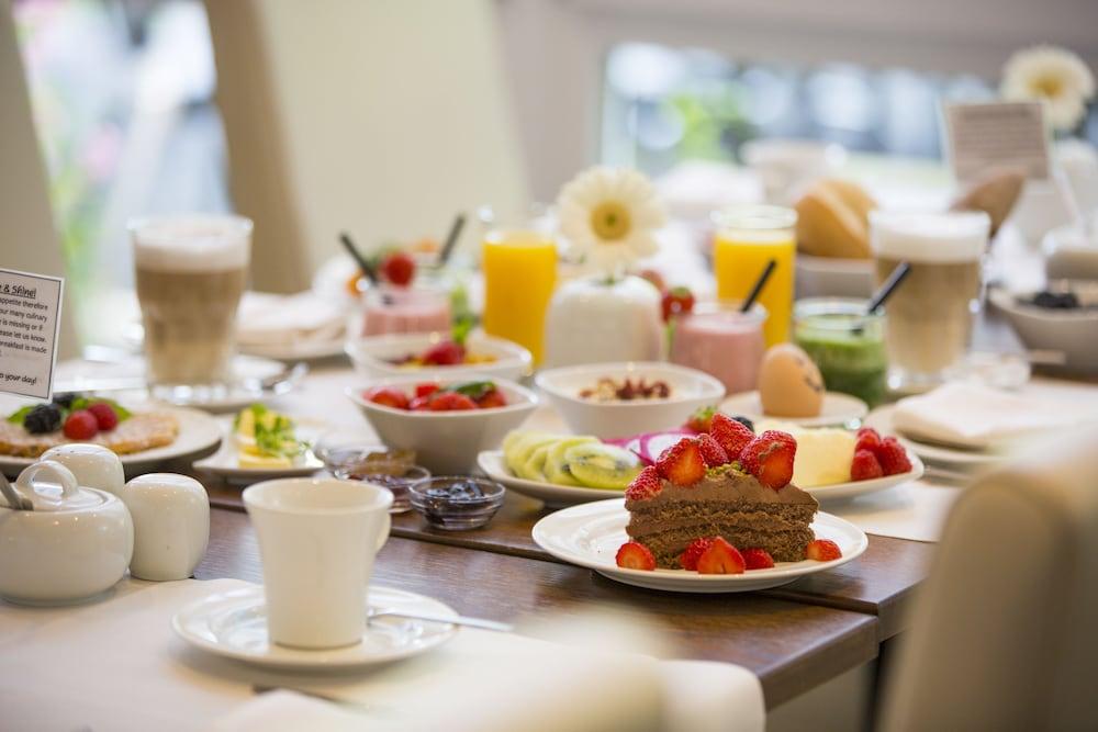 Auszeit Hotel Düsseldorf das Frühstückshotel