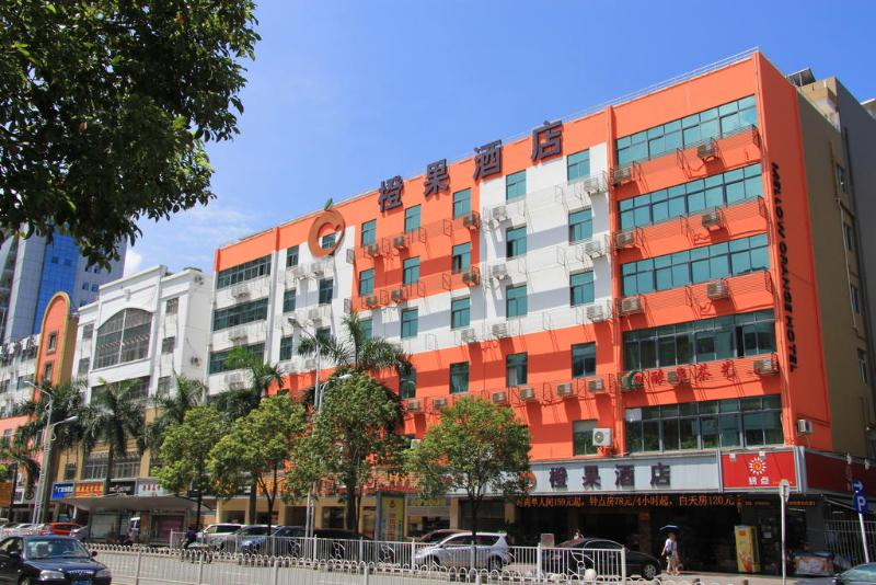 Mellow Orange Hotel