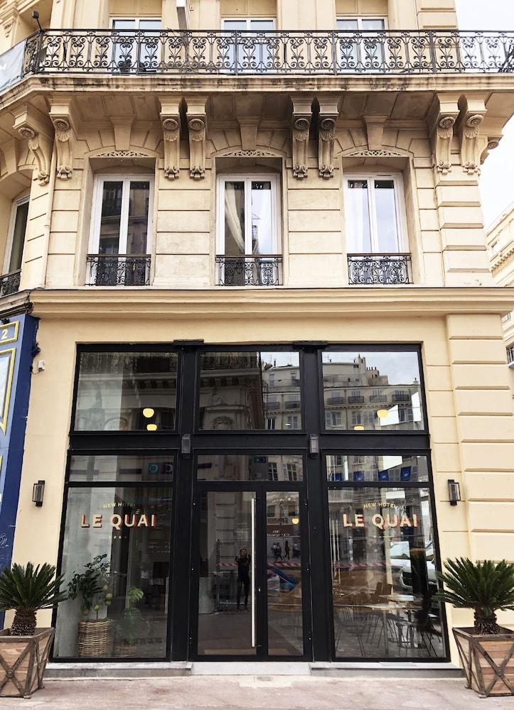 New Hotel Le Quai Vieux Port