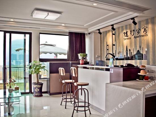 Gallery image of Suixing Apartment Hotel Zhuhai Huafa Shangdu