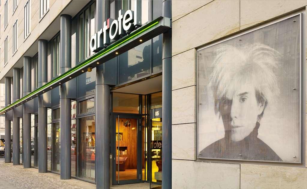 art'otel berlin kudamm by Park Plaza