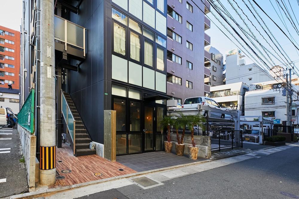 mizuka Daimyo 7 unmanned hotel