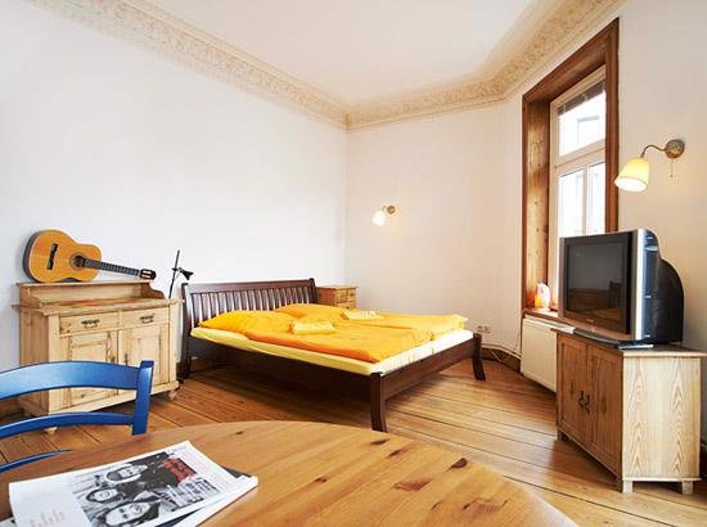 Gaestezimmer auf St. Pauli