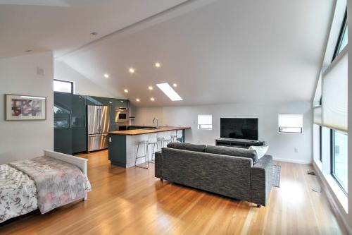 Modern Denver Studio Apartment in the Highlands