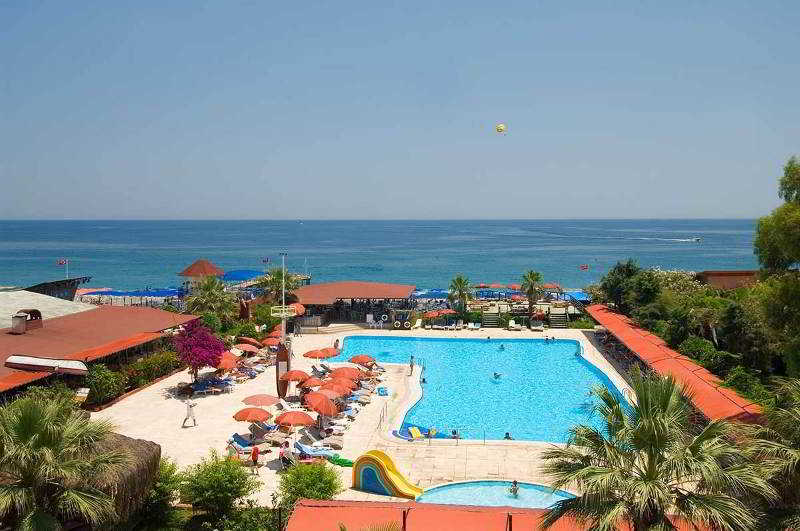Sailor S Beach Club In Kemer From 87