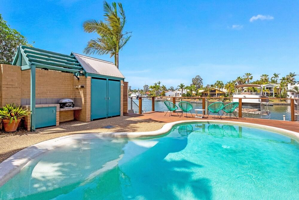 Sunshine Villa at Sanctuary Cove