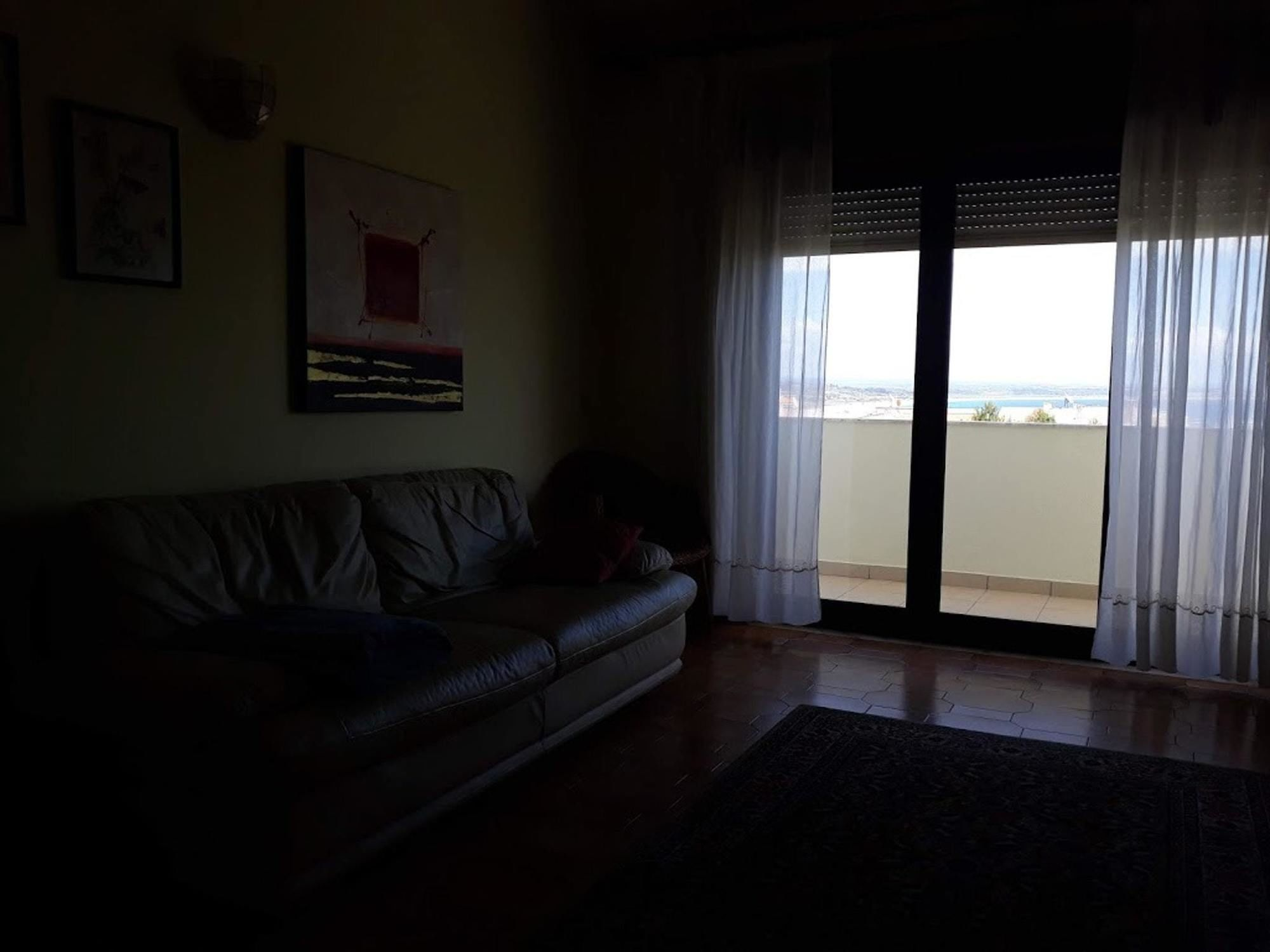 Apartment With 2 Bedrooms in Lagos With Wonderful sea View Balcony a