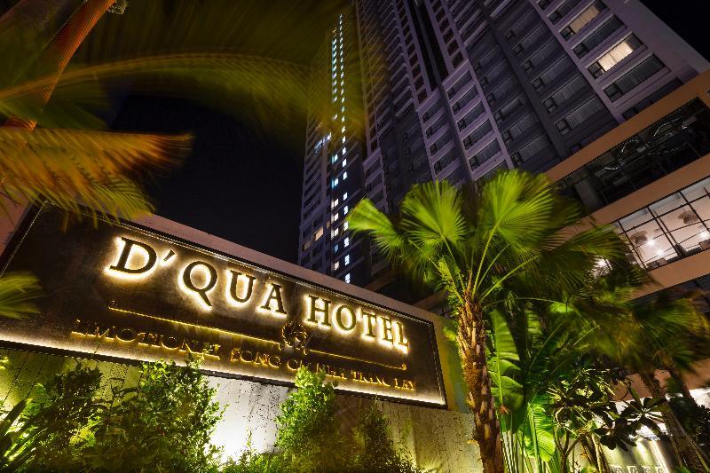 DQua Hotel and Apartment