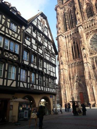 Duplex Cathédrale Strasbourg