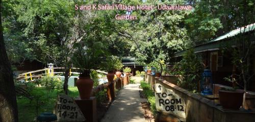 Gallery image of S and K Safari Village Hotel Udawalawe