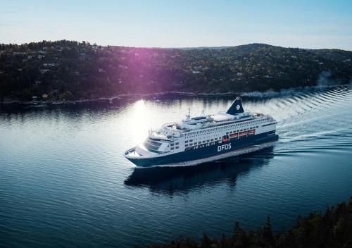 DFDS Ferry Oslo to Copenhagen