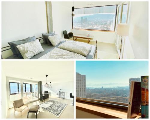 Penthouse with unique Zürich view