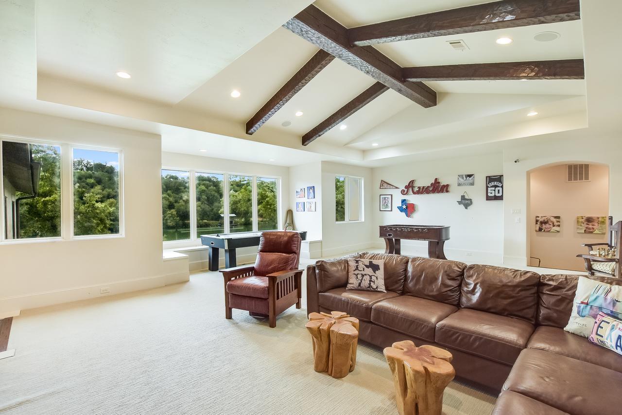 The Arrive Elite On Lake Austin Estate 7 Bedroom Home