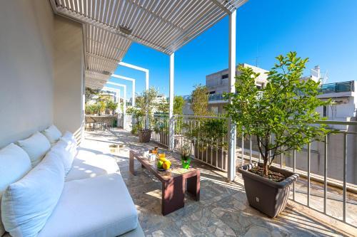 Hidesign Athens Luxury Apartments in Kolonaki