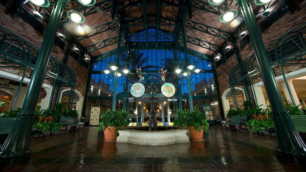 Disney's Port Orleans Resort French Quarter