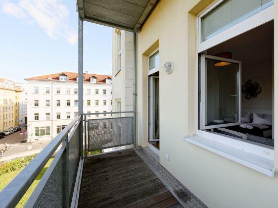 City Park Apartments #21 Einladendes Studio in der Sudvorstadt