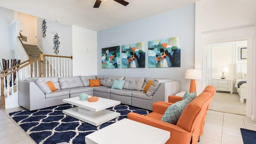 Villa 7799 Basnett Circle Windsor Hills Orlando