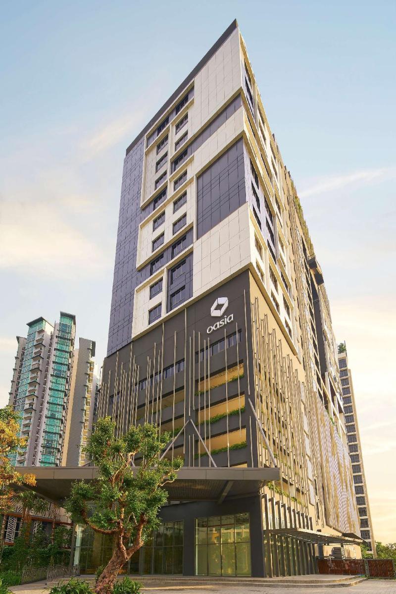Oasia Residence Singapore By Far East Hospitality