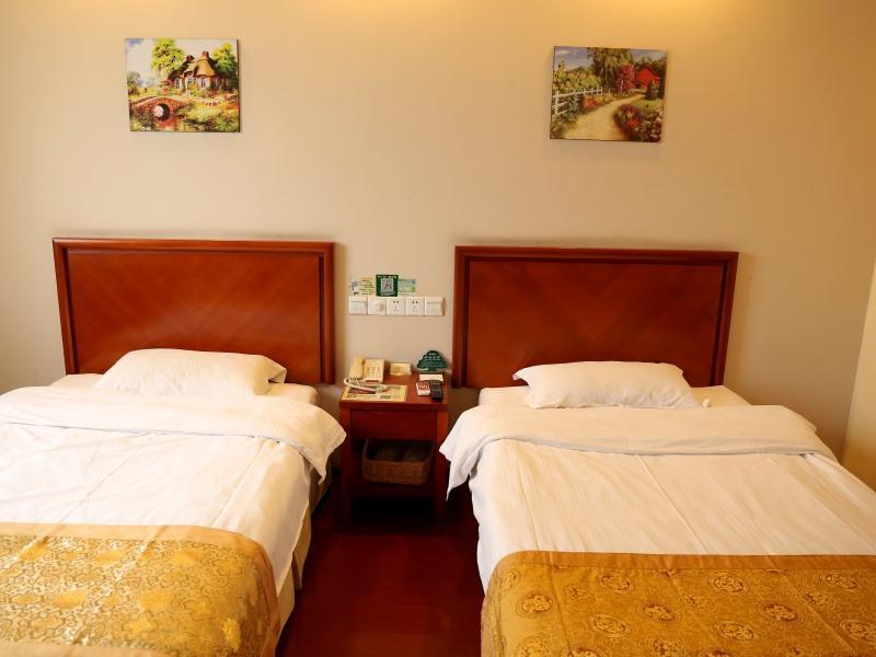 Gallery image of GreenTree Inn Binzhou Bus Station Hotel
