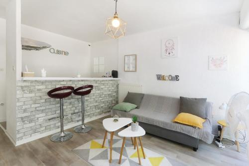 Cosy flat in Montpellier