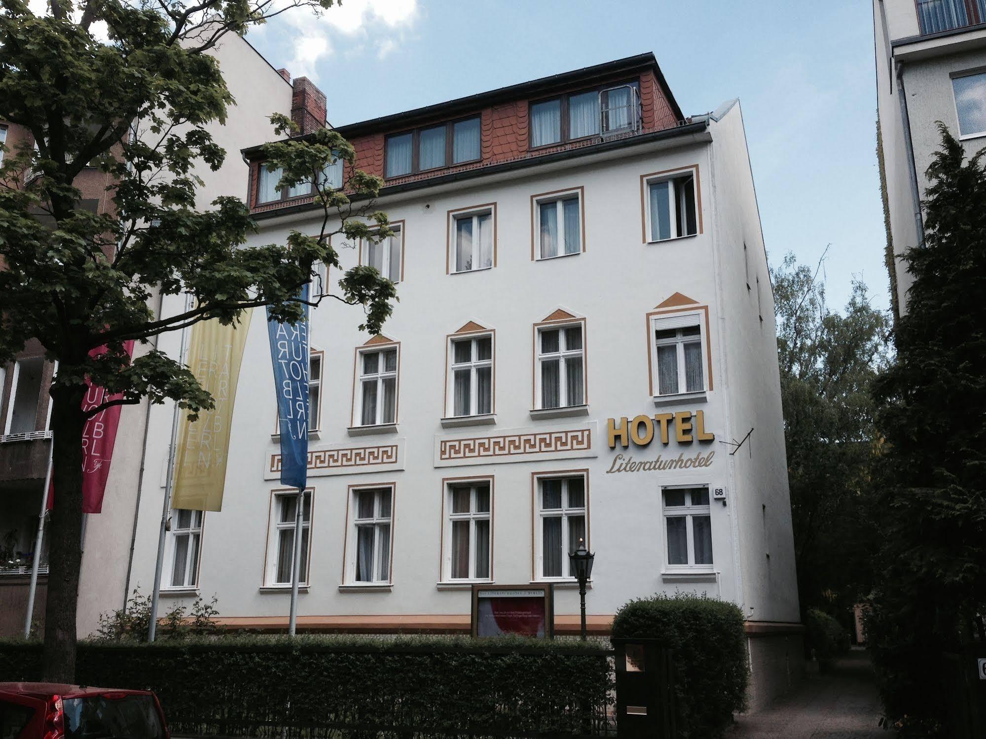 Das Literaturhotel Berlin