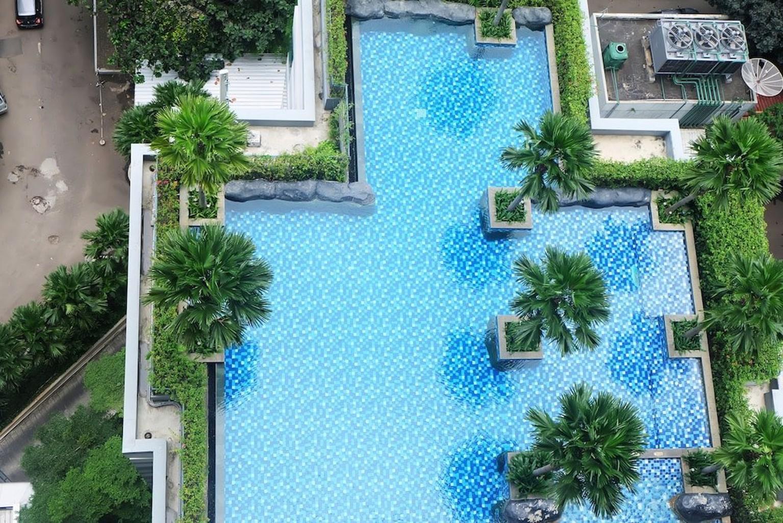 2 BR Central Location Sahid Sudirman Residence By Travelio