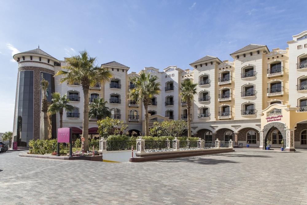 Crowne Plaza Riyadh Al Waha Ex. Tiara Hotel Riyadh