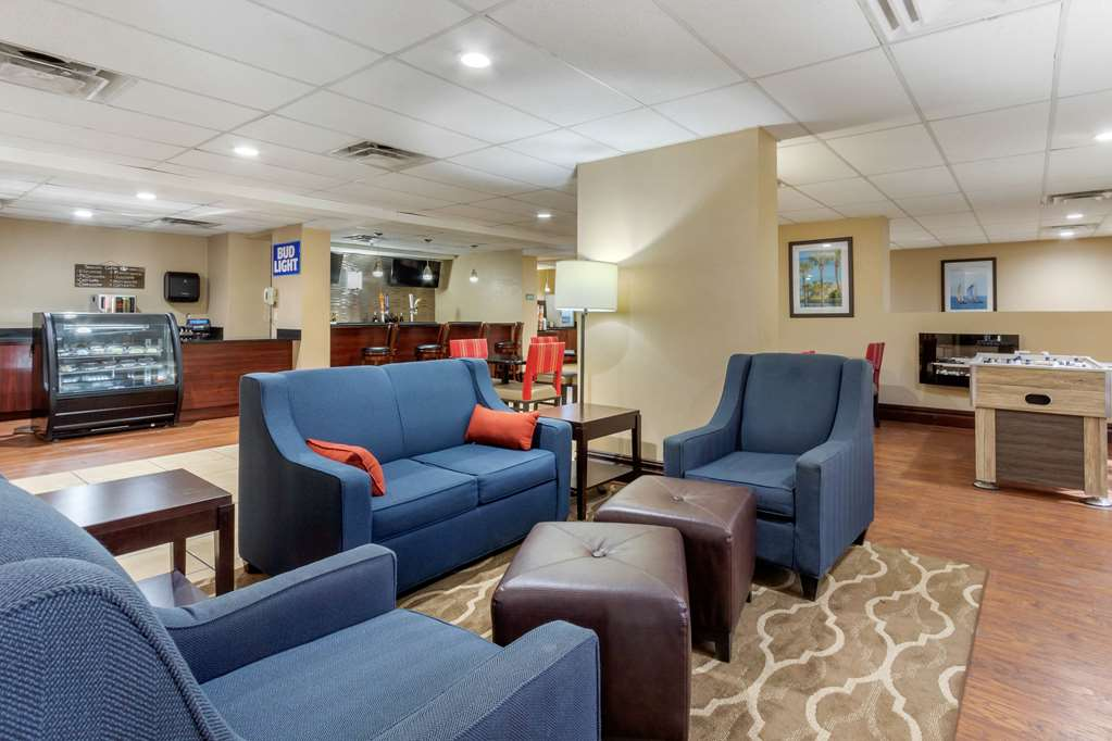 Gallery image of Comfort Inn St Petersburg North