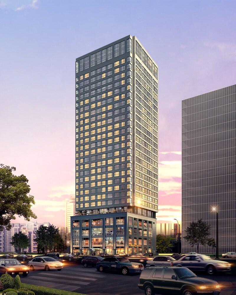 Tianjin S suites