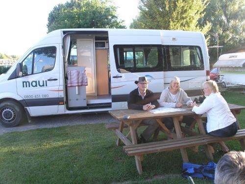 Blenheim Top 10 Holiday Park