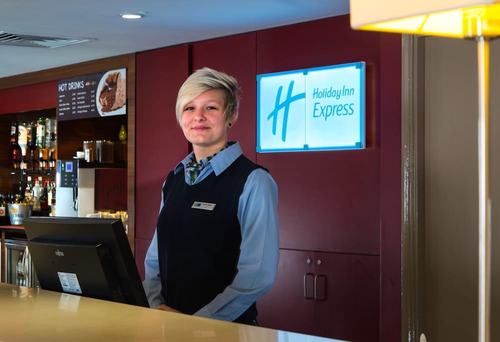 Holiday Inn Express Manchester Salford Quays