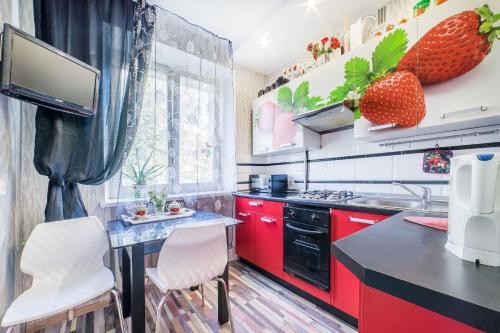 Apartment on Gebeleva 3