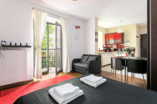 MY KRAKOW Apartments Zamenhofa 3