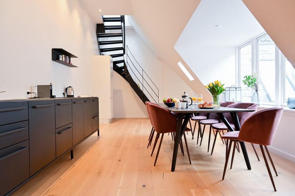 Modern Apartment in the Heart of Copenhagen