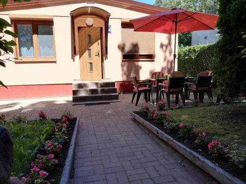 Jarosławiec SŁONECZNA 14 Dom na wynajem od 320 zł za dobę