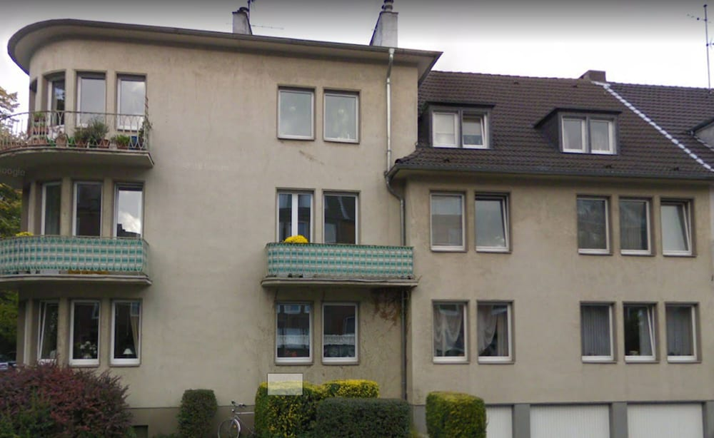 Wohnung Sybelstrasse