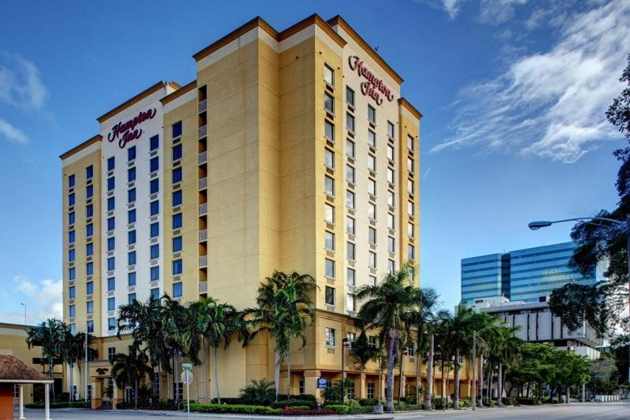 Hampton Inn Ft. Lauderdale Downtown Las Olas Area
