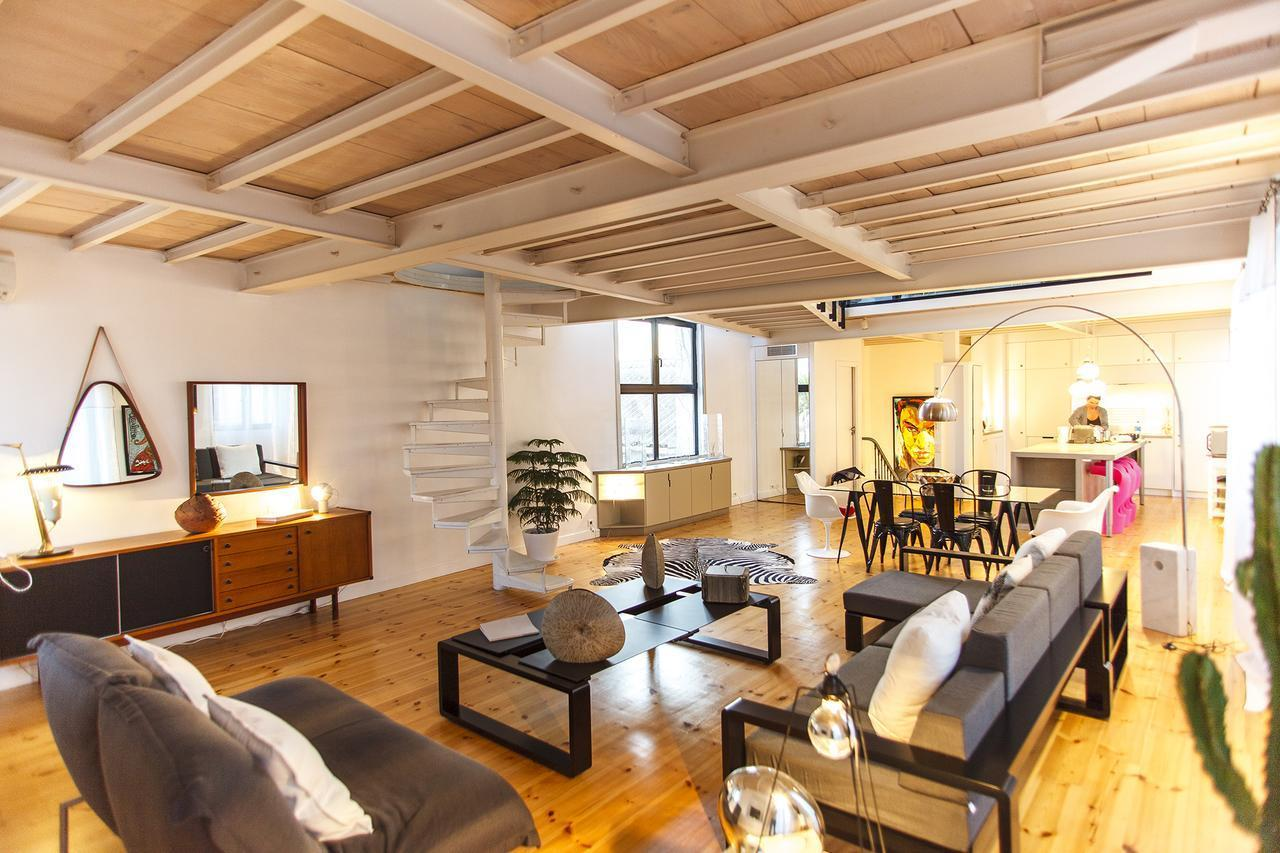 Loft Duplex John F. Kennedy