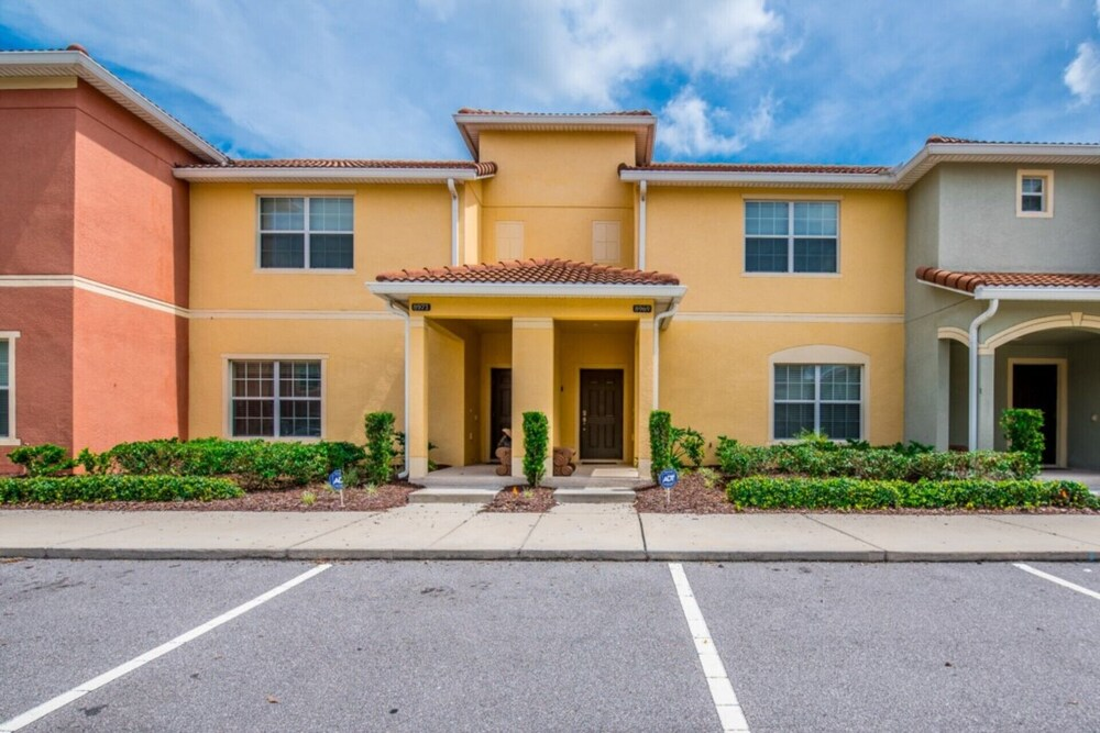 5 Star Private Townhome Paradise Palms Resort Orlando Townhome 2827