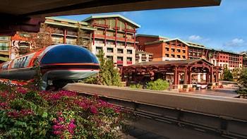 Disney's Grand Californian Hotel and Spa