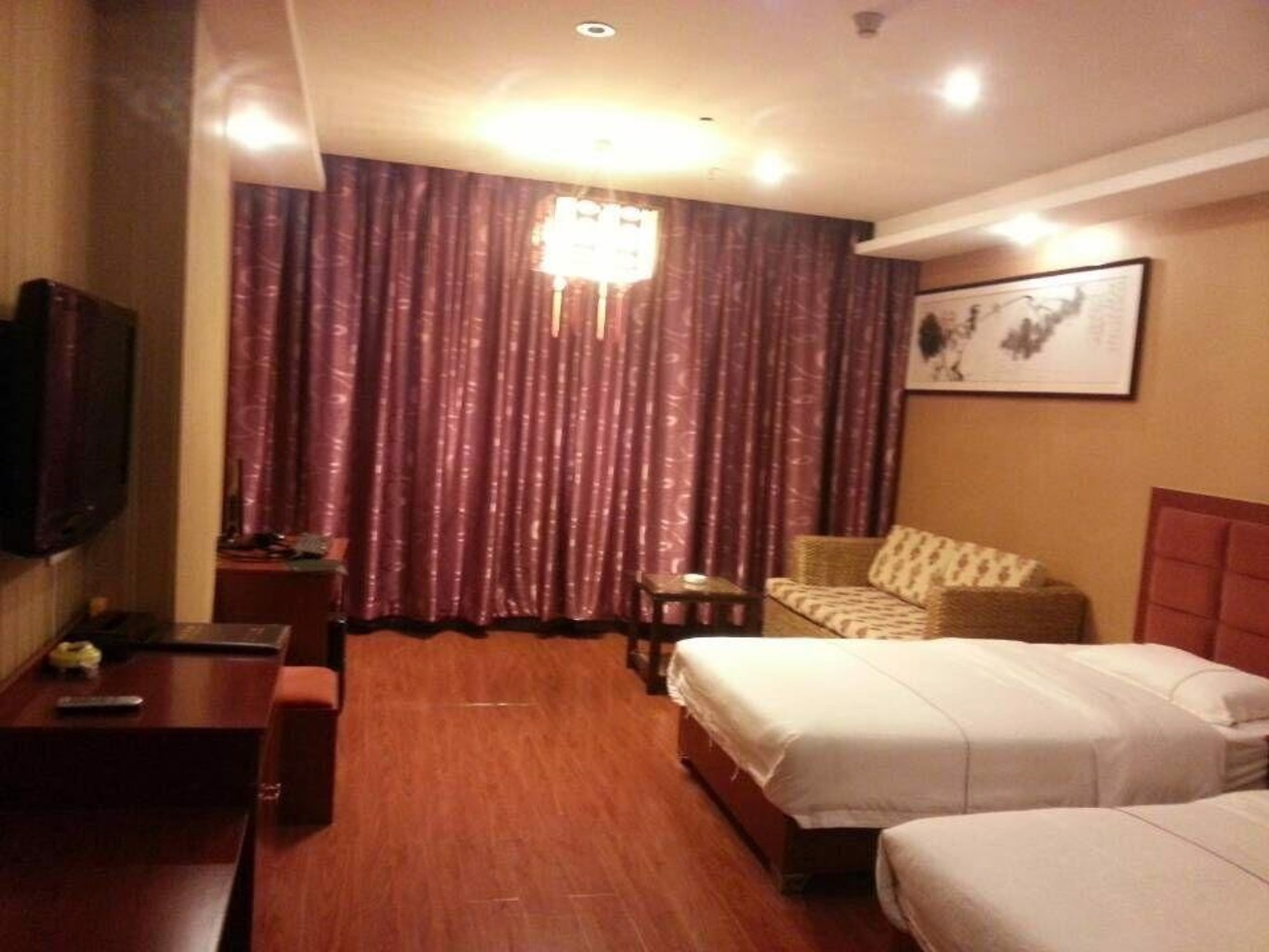 Gallery image of Tianyu Hotel
