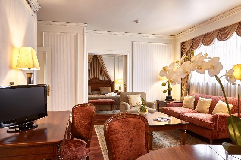 Eurostars Gran Hotel Santiago - Santiago De Compostela