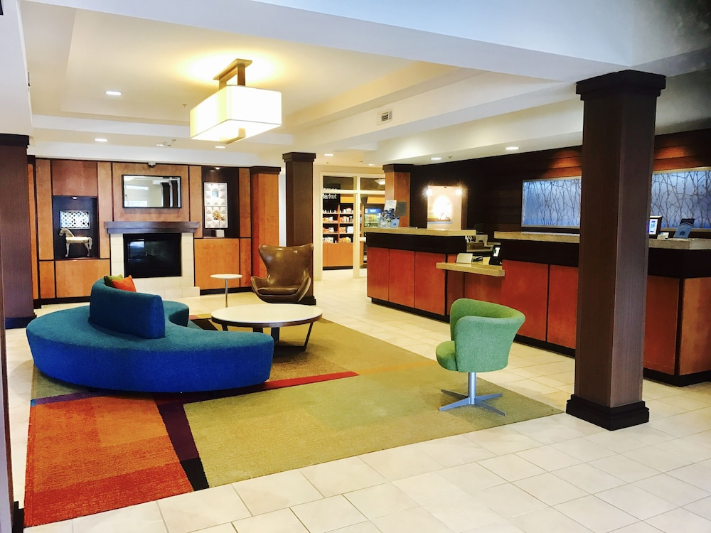 Gallery image of Fairfield Inn & Suites Sacramento Airport Natomas