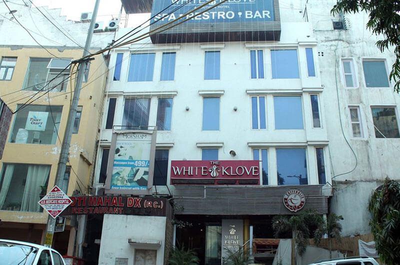 The White Klove