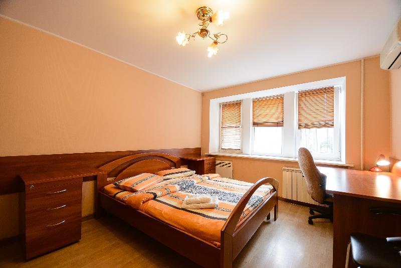 Kiev Accommodation Apartments on Basseina st