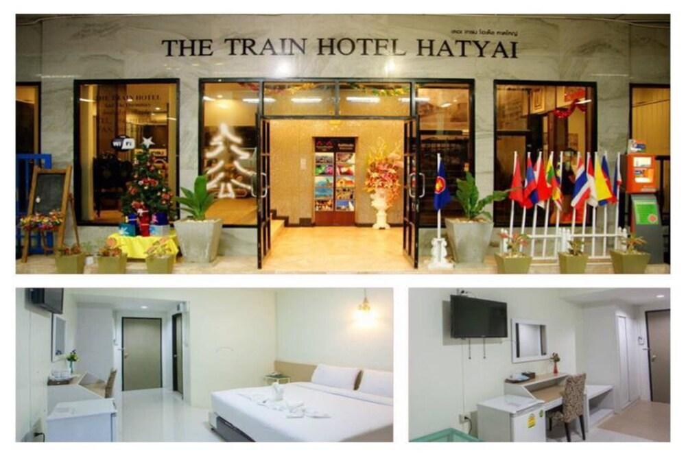 The Train Hotel Hatyai